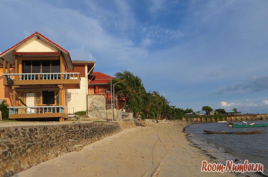 Пляж Хаад Рин Най Панган