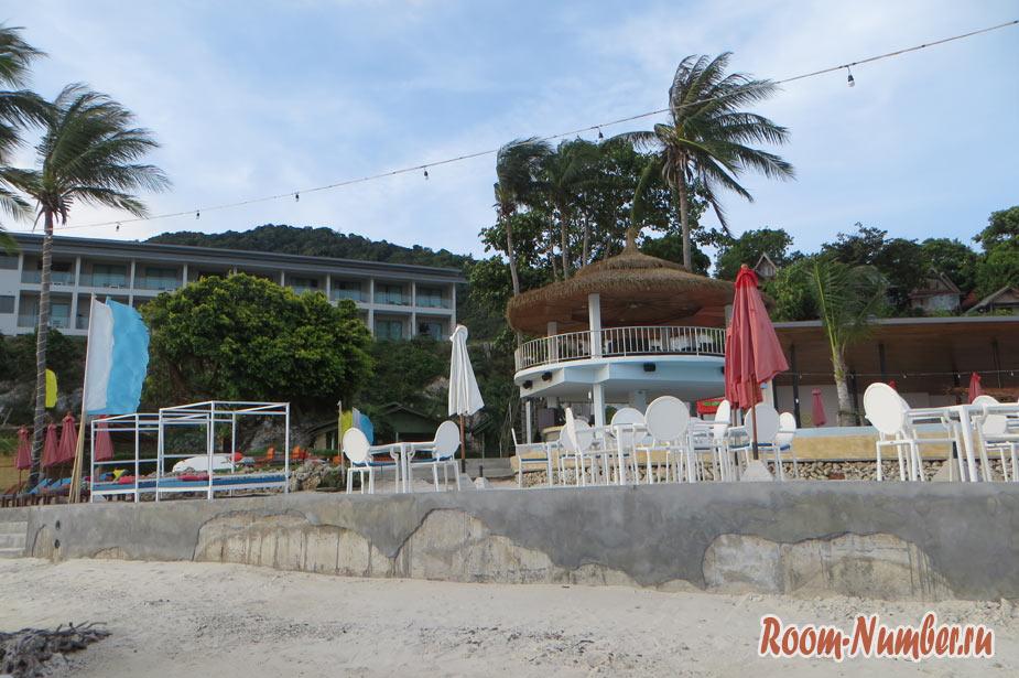 отели на хаад рин най на острове панган