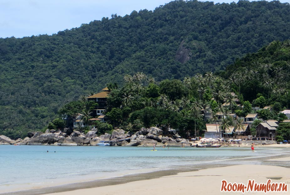 Thong Nai Pan Noi beach