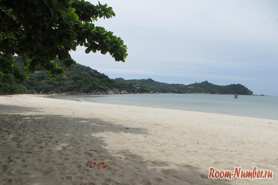 Пляж Тонг Най Пан Яй