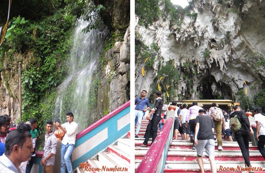 batu caves Куала-Лумпур