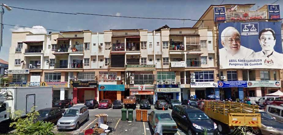 район бату кейвс куала-лумпур