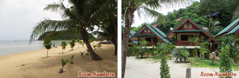 отели маехад панган тайланд