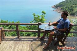 отель утопия резорт мае хад бич ко панган таиланд