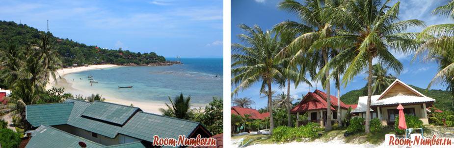 отели хаад яо панган таиланд