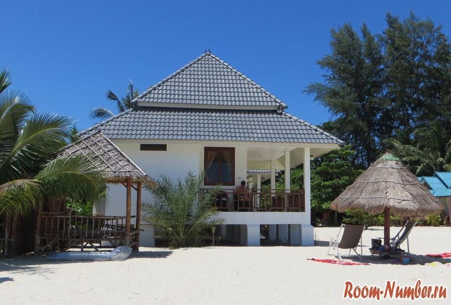 Отели на Пангане. Хорошие гостиницы на пляжах Ко Пханган