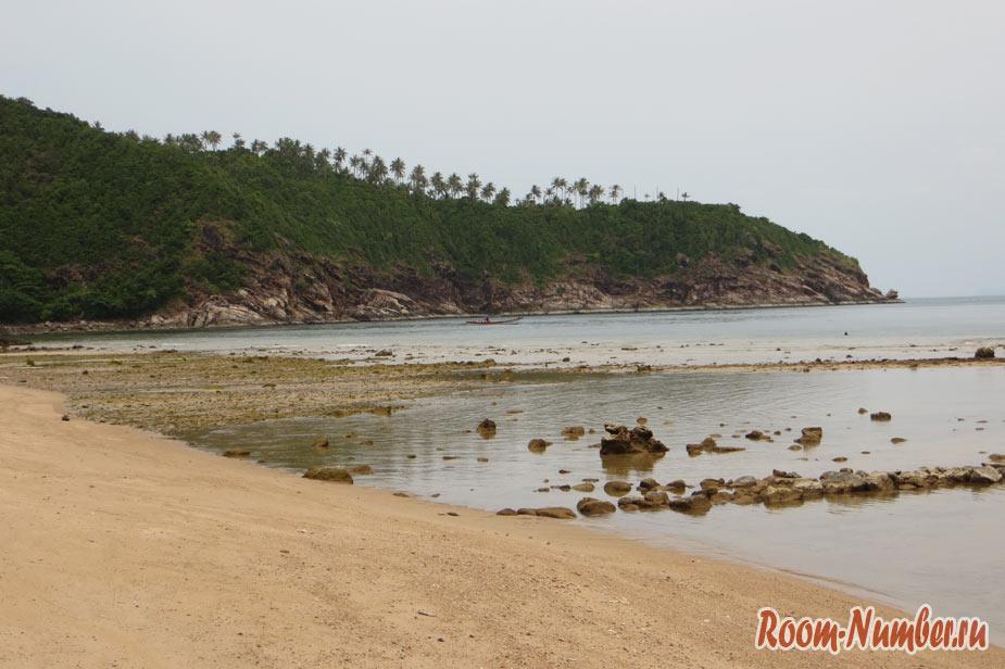остров ко панган в тайланде
