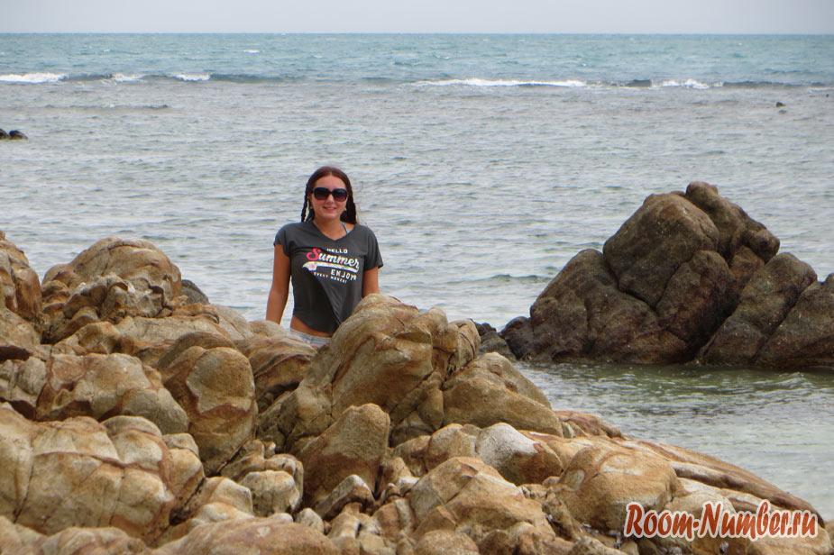 фото пляжа хаад сон на пангане