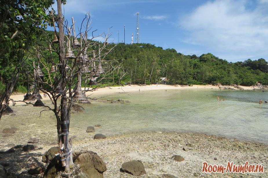 Пляж Haad Son (секретный пляж) на Пангане и остров Koh Raham — стоит посетить!