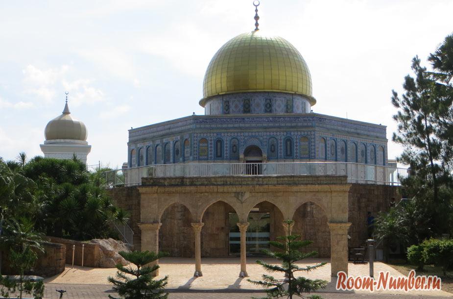 Taman-Tamadun-Islam-9