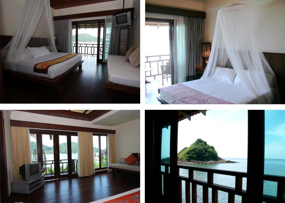 Отель Gem Island Resort & Spa на острове Гемиа