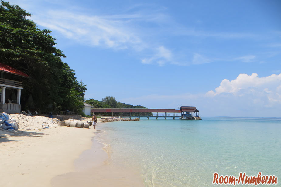 Остров Капас, Малайзия — «Реданг для бедных». Как сбежать с острова