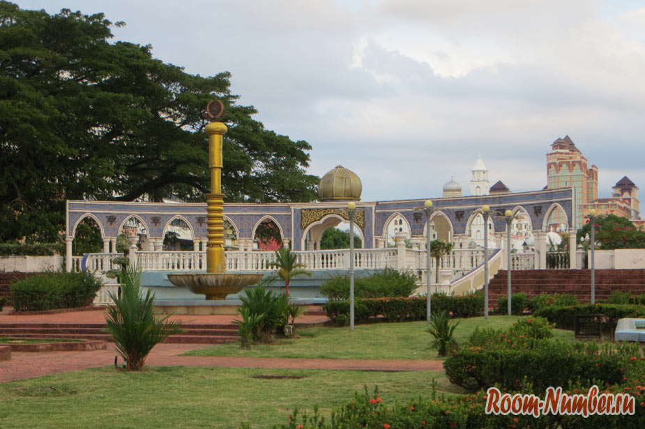 Куала-Теренггану, Малайзия. Несколько дней в мусульманском городе