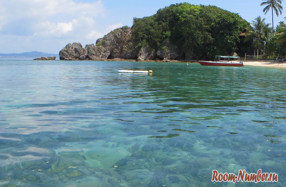 Остров Gemia Малайзия