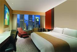 Отели в Kuala Lumpur 5 звезд и один из лучших Traders Hotel