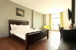 Crossroads Hotel - недорогой отель в Куала-Лумпуре