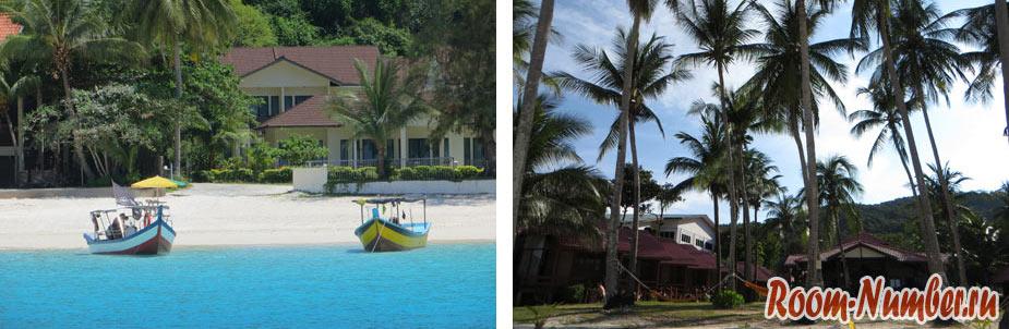 Отели Реданг Малайзия