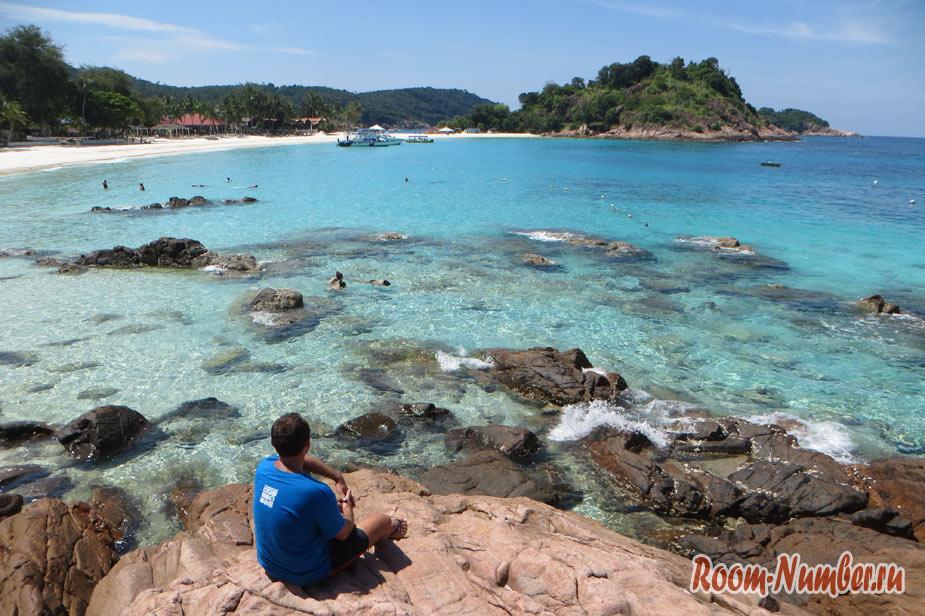 Реданг, Малайзия. Отзывы, пляжи, отели и как добраться на остров Redang