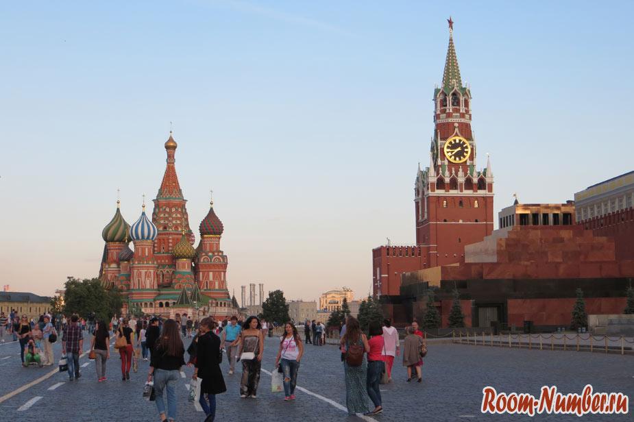 Впечатления от Москвы после 2-х лет жизни за границей [2017]