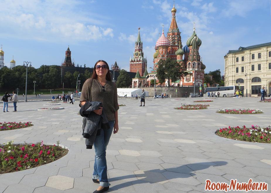 Фото на Красной площади