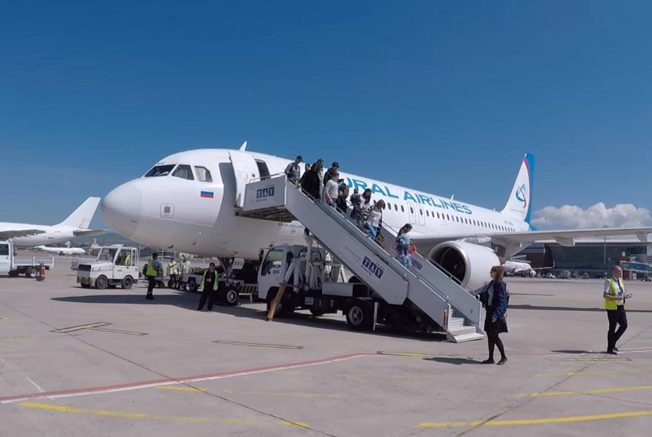 Ural Airlines (Уральские авиалинии). Отзывы о полете с Уральцами из личного опыта