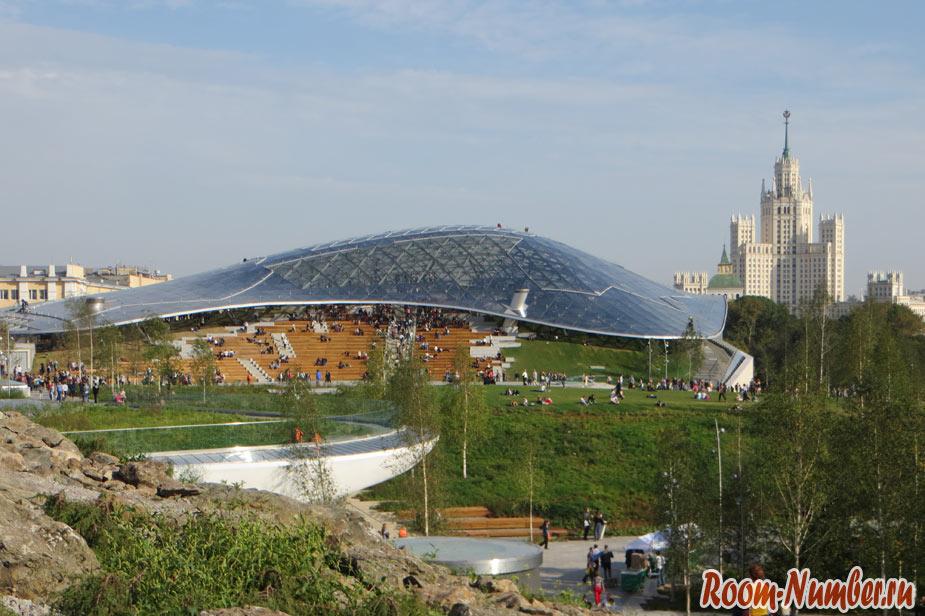 Парк Зарядье в Москве — стоит ли ехать? Фото парка, отзывы и как добраться