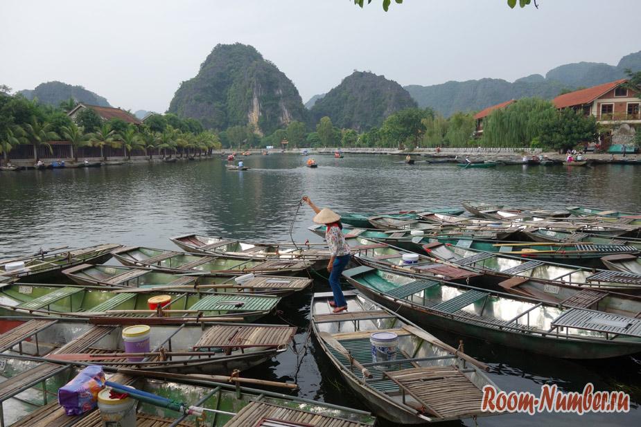 Ниньбинь, Вьетнам. Экскурсия из Ханоя туда, где снимали фильм Кинг Конг