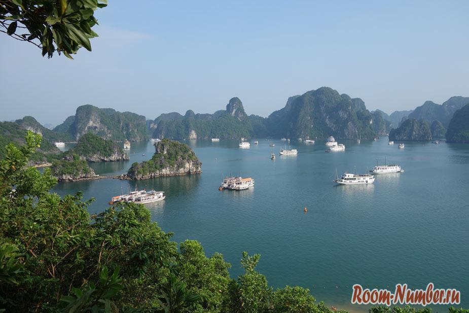 Бухта Халонг, Вьетнам. Как насладиться экскурсией из Ханоя за 1 день