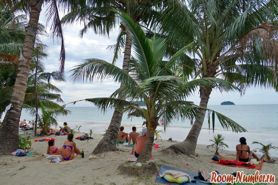 пляж кай бей возле отеля кб резорт