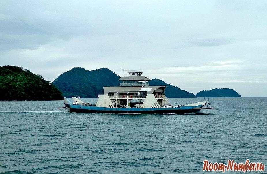 Паттайя — Ко Чанг: такси или трансфер с группой на минибасе. Как добраться на остров