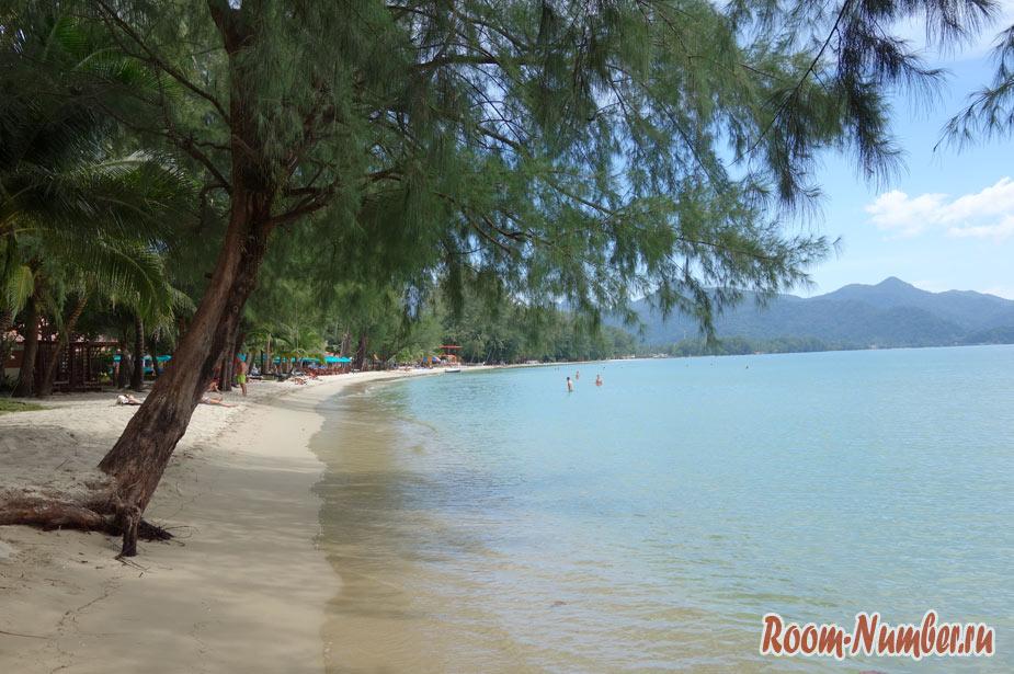 Пляж Чай Чет, Ко Чанг. 2 недостатка и 3 главных преимущества пляжа Chai Chet beach