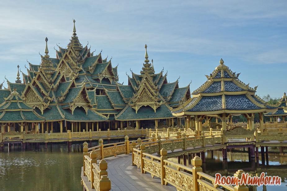 Парк Муанг Боран или Древний Сиам в Бангкоке. Гарантированный источник вдохновения