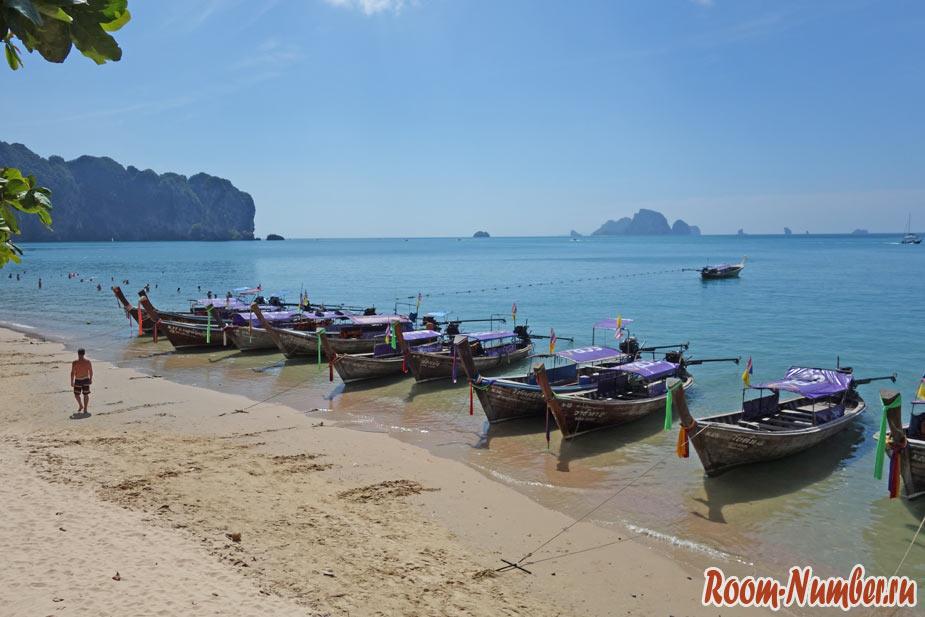 Отдых в Краби. Цены в Ао Нанге и фото пляжей