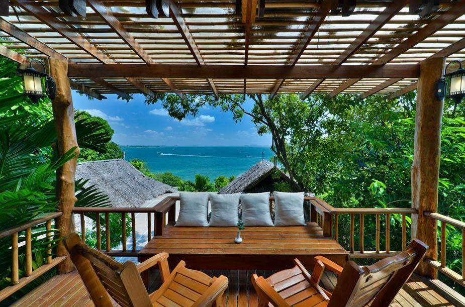 Отели на Рейли бич в Краби. 9 лучших гостиниц на полуострове Railay