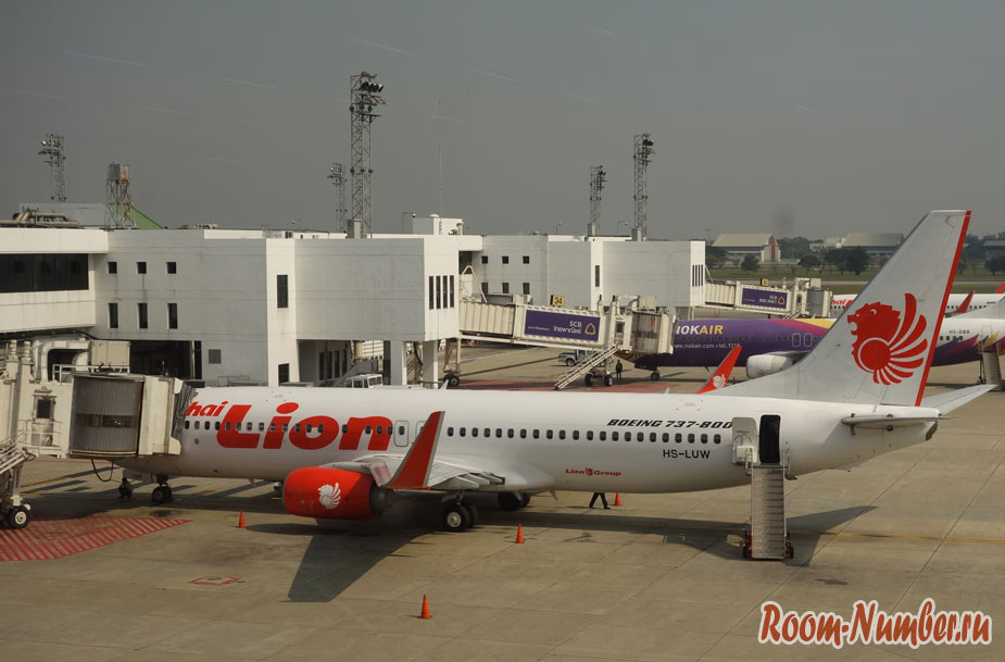 Авиакомпания Thai Lion Air. Отзывы о перелете SL812 Бангкок — Краби