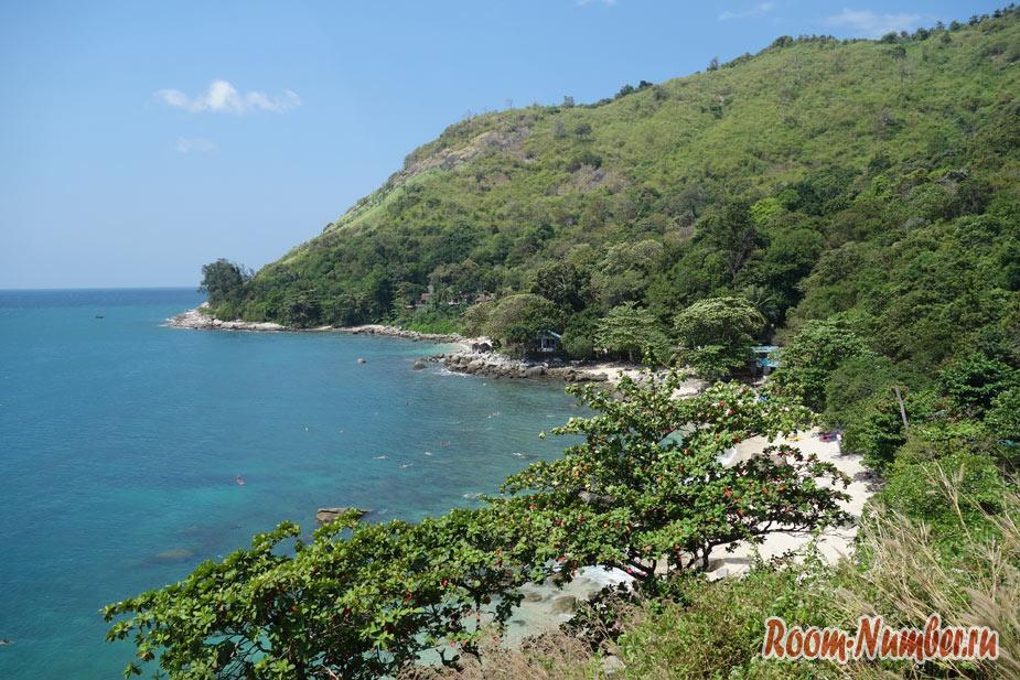 Пляж Ао Сейн на Пхукете. Чем отличается Ao Sane beach от остальных