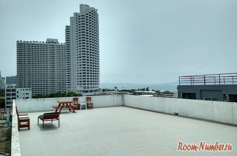Кондо Beach Mountain 3 Pattaya. Неудачный опыт аренды квартиры в старом комплексе