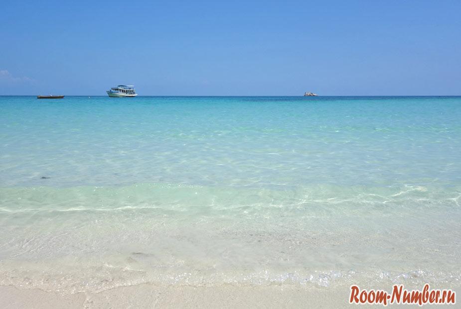 Пляж Ао Вай – самый лучший пляж на Ко Самете