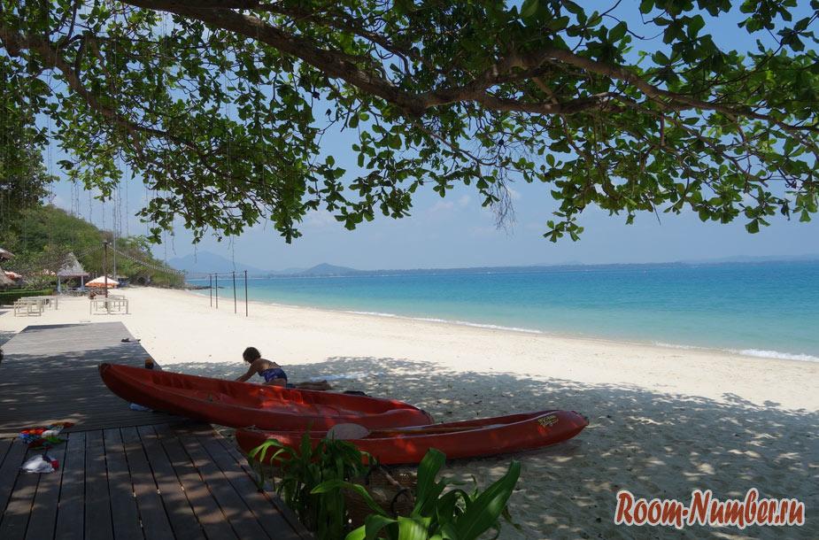 Пляж Ао Ной, Ко Самет. Отели и обзор безлюдного пляжа