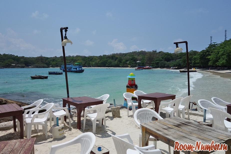 Пляж Вонгдуан на Ко Самет. Отели, фото и недорогое кафе