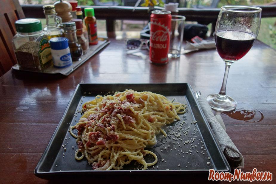 Рестораны и кафе на Ко Куде с ценами. Где и что поесть, проверенные места