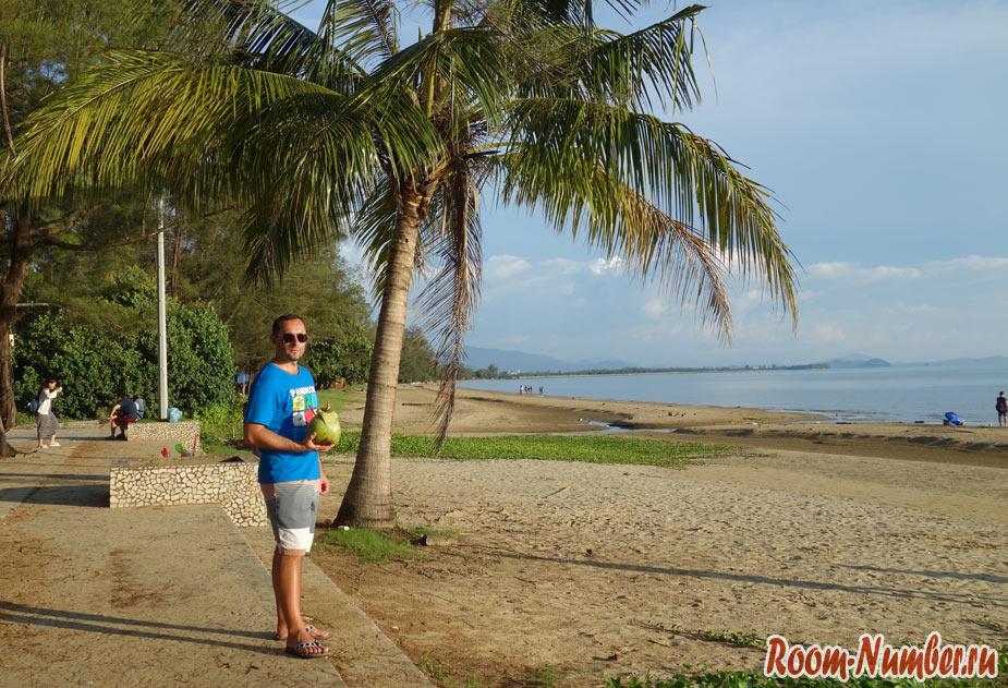 Пляжи Кота Кинабалу и острова Tunku Abdul Rahman National Park