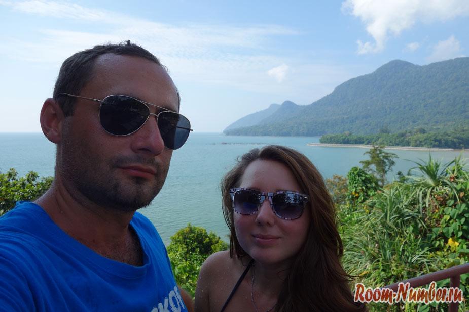 Сантубонг, Малайзия. Горы, леса и безлюдные пляжи