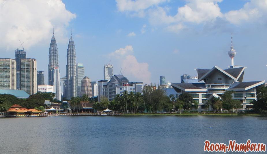 Достопримечательности Куала Лумпур — 35 мест