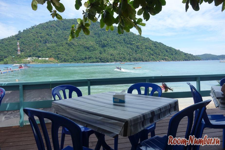 Где поесть на Перхентианах: 2 проверенных ресторана