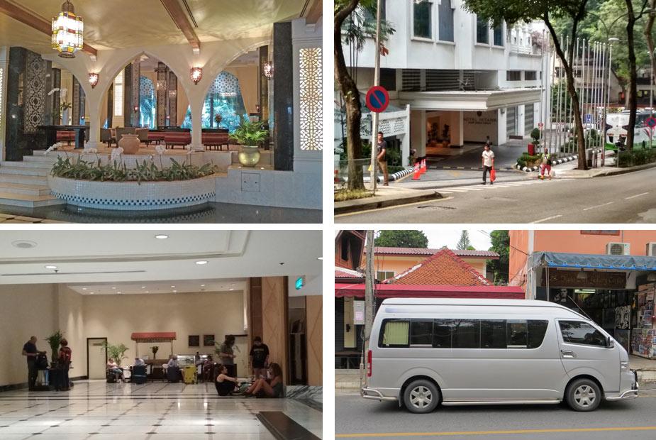 Как добраться в Таман Негара из Куала Лумпур