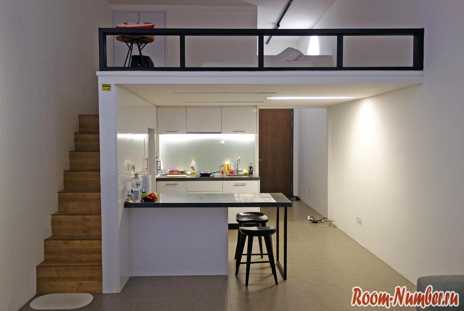 Est Alila Bangsar. Наша двухэтажная квартира в Куала Лумпур