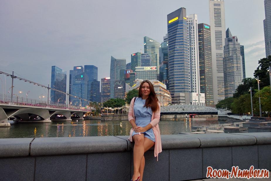 Катя блог рум-намбер.ру в Сингапуре