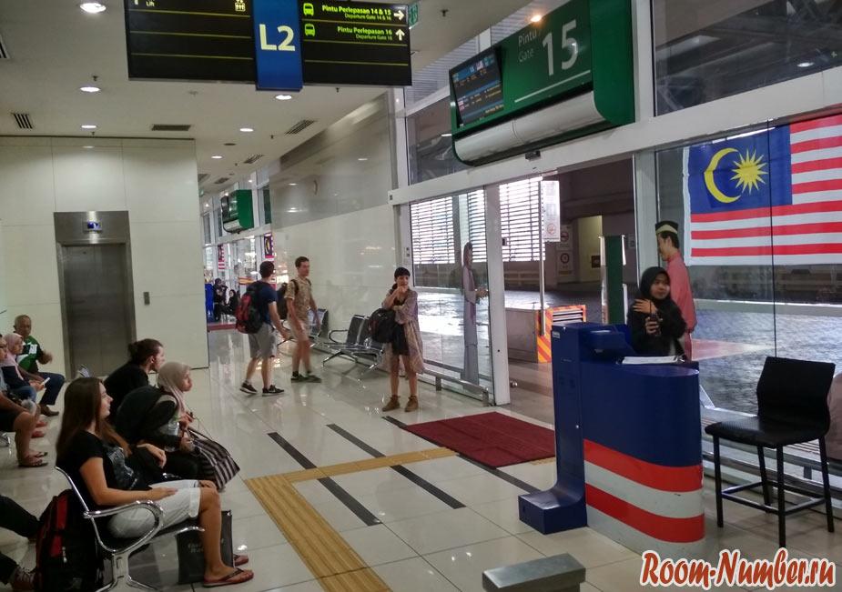 автовокзал ТБС куала лумпур