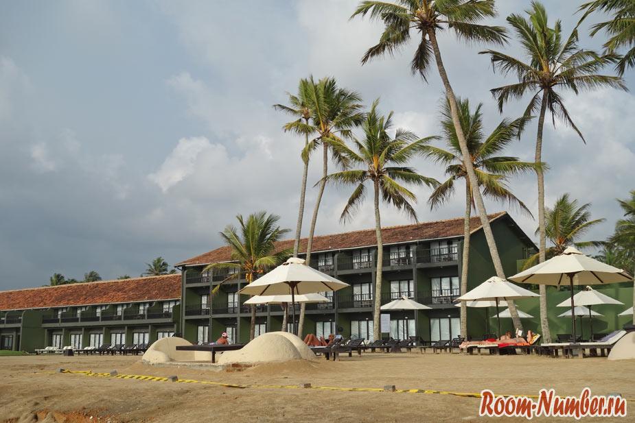Taj Bentota Resort